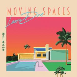 laura dre - moving spaces album cover