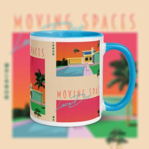 laura dre moving spaces mug
